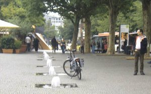 Fountains in Aachen